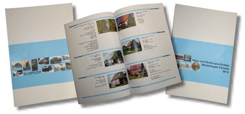 Häuser und Straßen erzählen Geschichte